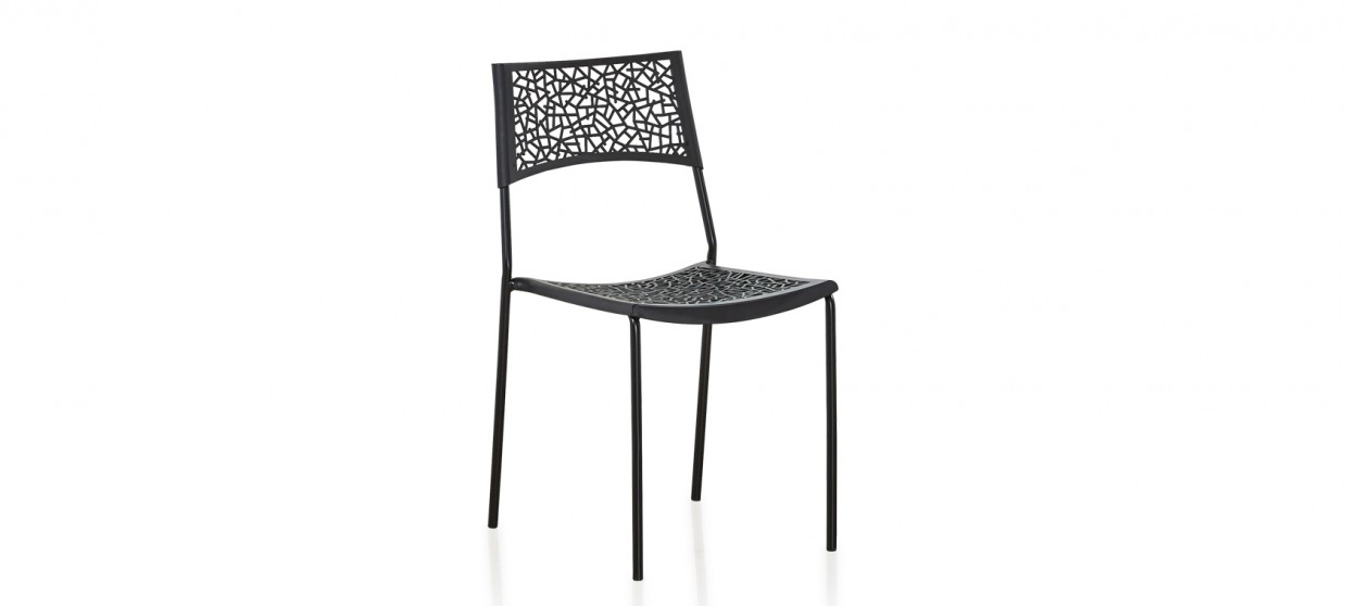 Chaise alvéole pas chere