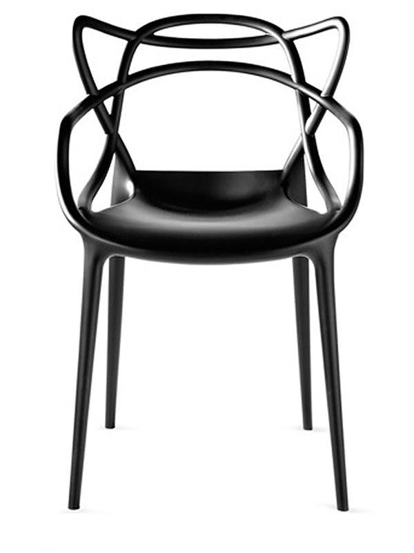 Masters pour Bars et Restaurants Fauteuil Kartell design