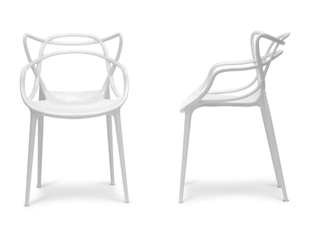 Chaise Master Kartell Chaise Masters Kartell Blanche Location Mobilier D Extérieur