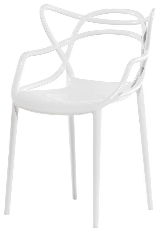 Chaise Master Kartell La Chaise Masters Kartell Designers Philippe Starck Et