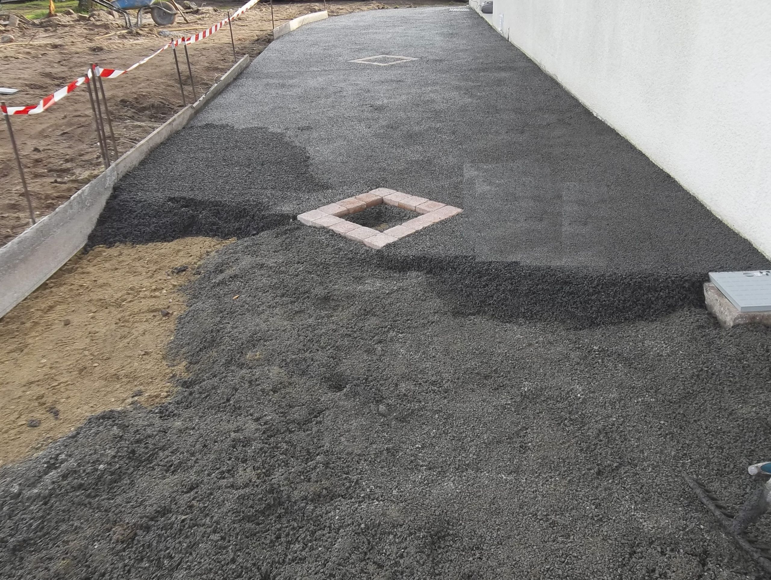 Natte Drainante Sous Carrelage Extérieur chape beton exterieur colorant beton exterieur catalogue