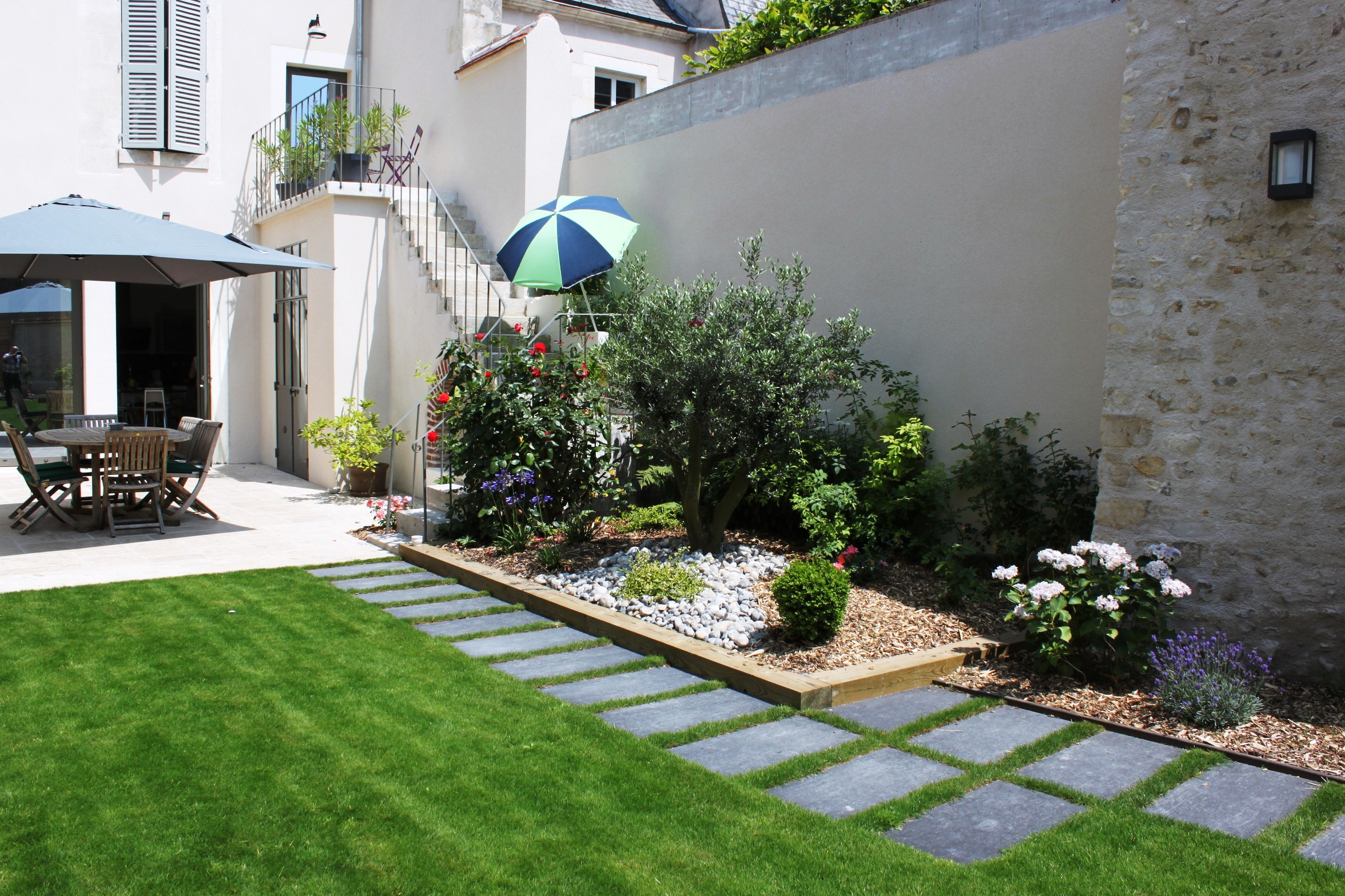 5 conseils pour créer un jardin de ville ijardin