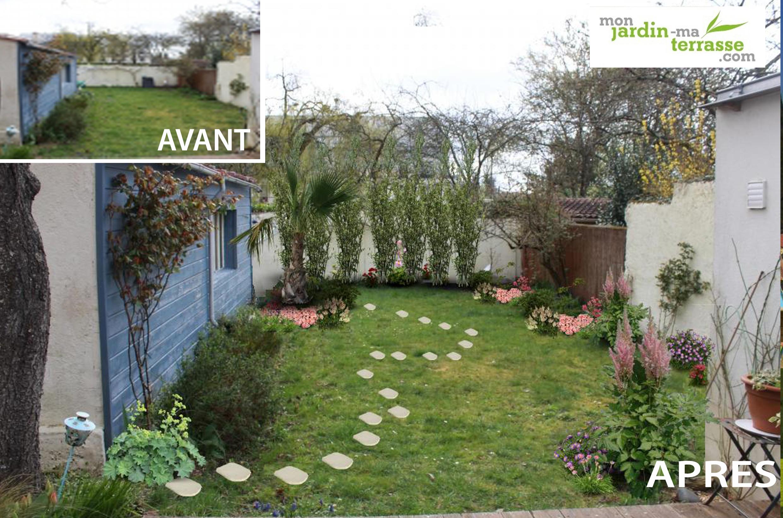 Idées pour amenager un jardin en longueur