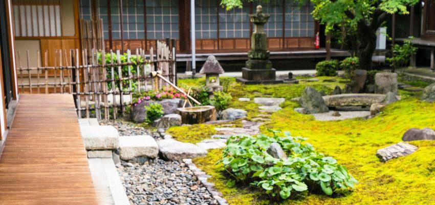 ment aménager un jardin Feng Shui
