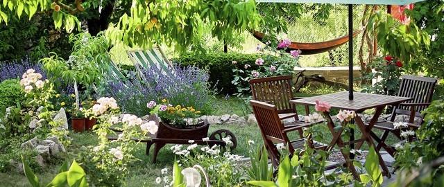 ment amenager un petit jardin