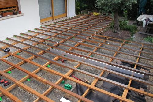 ment construire terrasse bois
