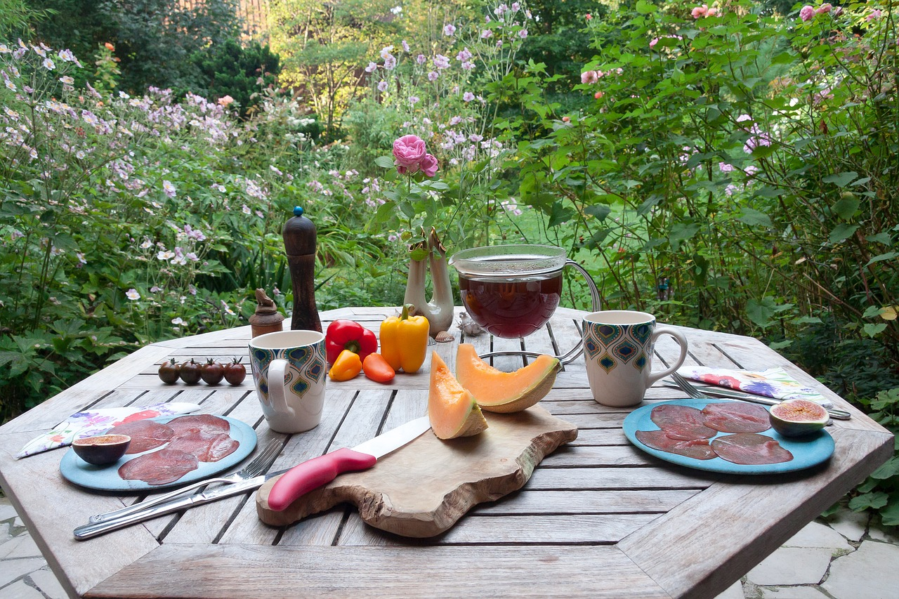 Comment Faire Un Beau Jardin comment faire un petit jardin jardin potager réussi - idees