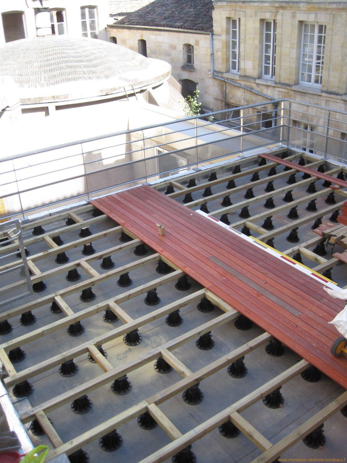 Fabriquer Terrasse En Bois Pas Cher comment faire une terrasse en bois ides de ment faire une