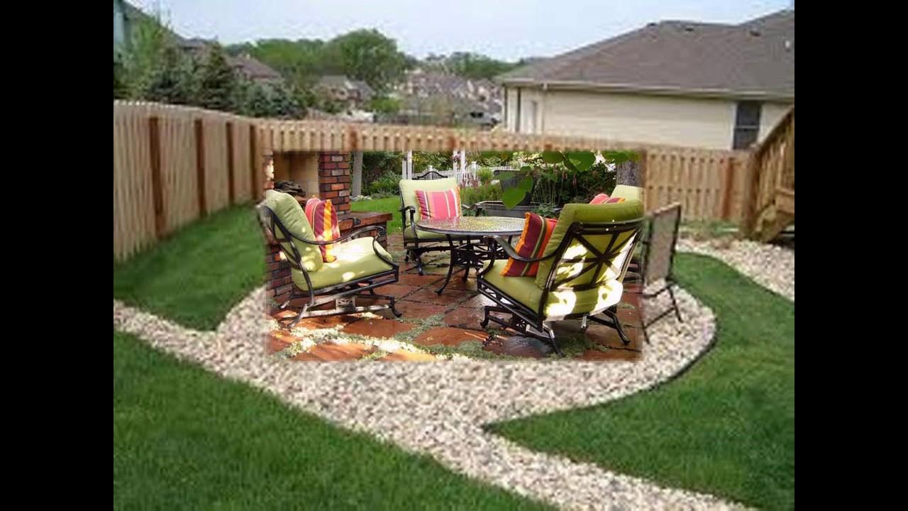 40 idées décoration Conception de patio pour petits