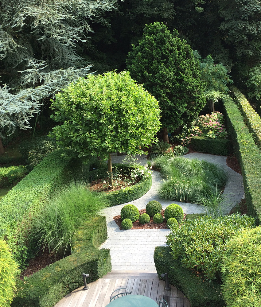 Architecture Antoine Arnould Entrepreneur de jardin