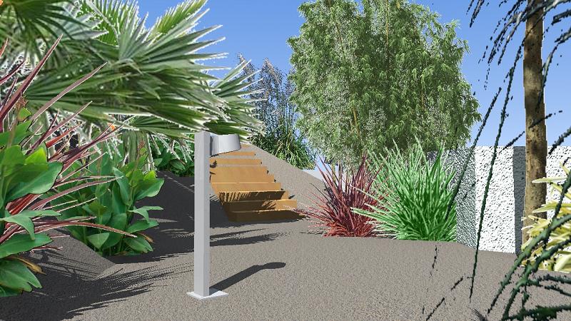 Etude de conception de jardins marseille Jardins du Monde