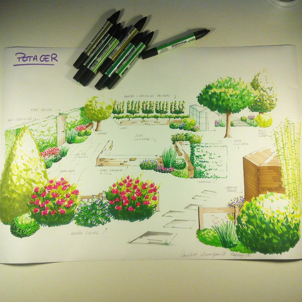 L atelier Au Fond Du Jardin Paysagiste 8 rue Justice