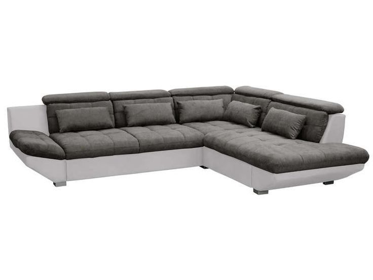 Canapé d angle droit convertible 5 places ETERNITY coloris