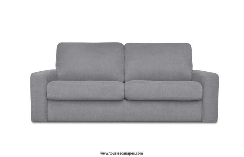 Test et avis du canapé convertible SAMIA de Conforama