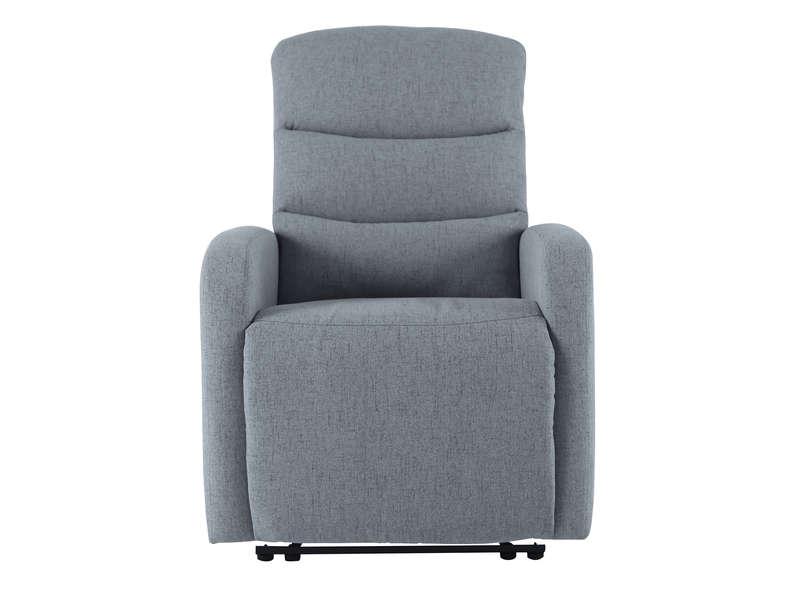 Fauteuil de relaxation électrique BOB coloris gris Vente