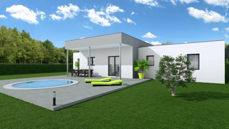 Constructeur Maison toit Plat Schème