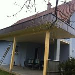 Construction toit Terrasse Construction Terrasse Couverte toit Plat