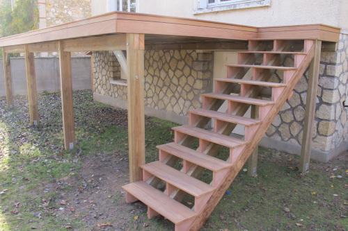 Construire une terrasse bois