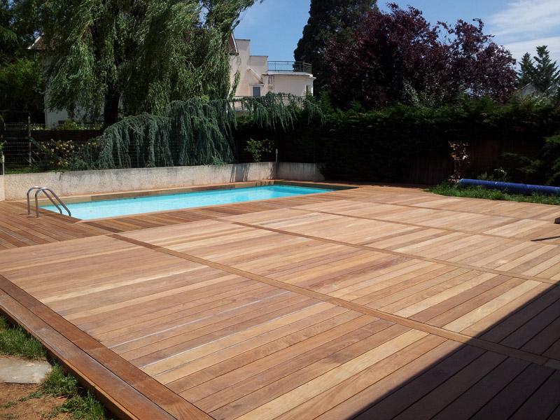 Construire une terrasse en bois Belgique