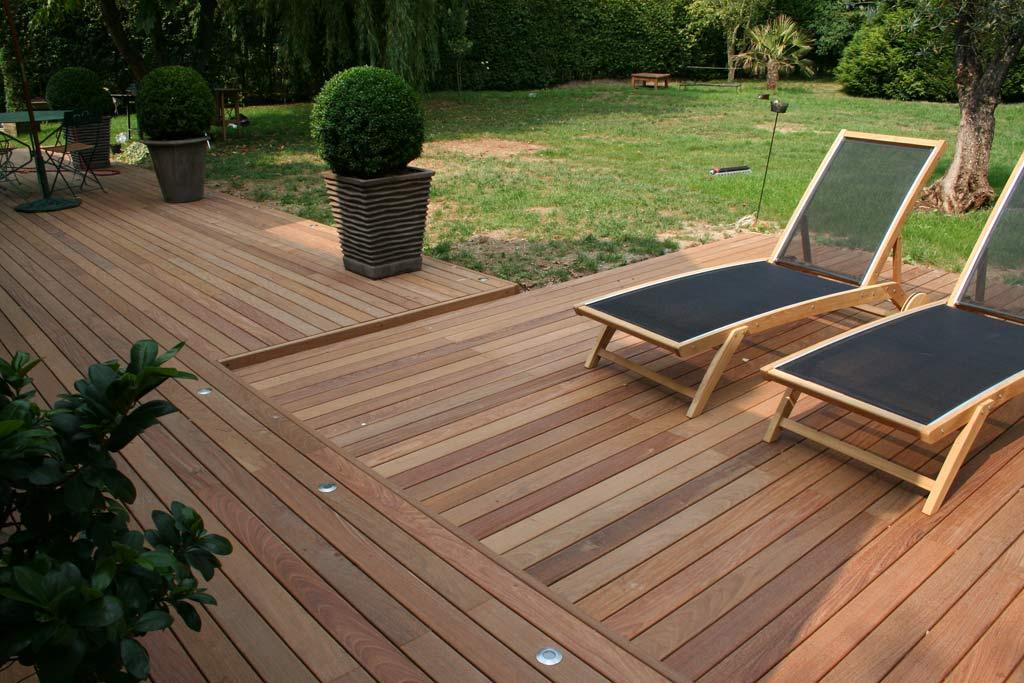 Construire sa terrasse en bois soi même CRM 48
