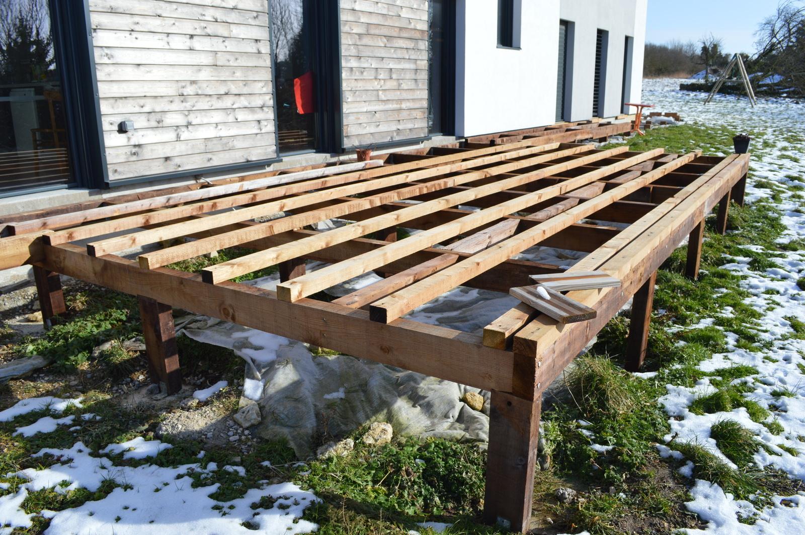 ment Construire Une Maison En Bois Sur Pilotis
