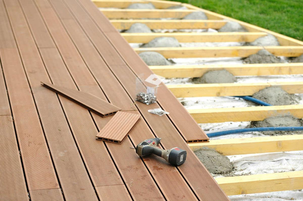 Véranda toit terrasse inconvénient
