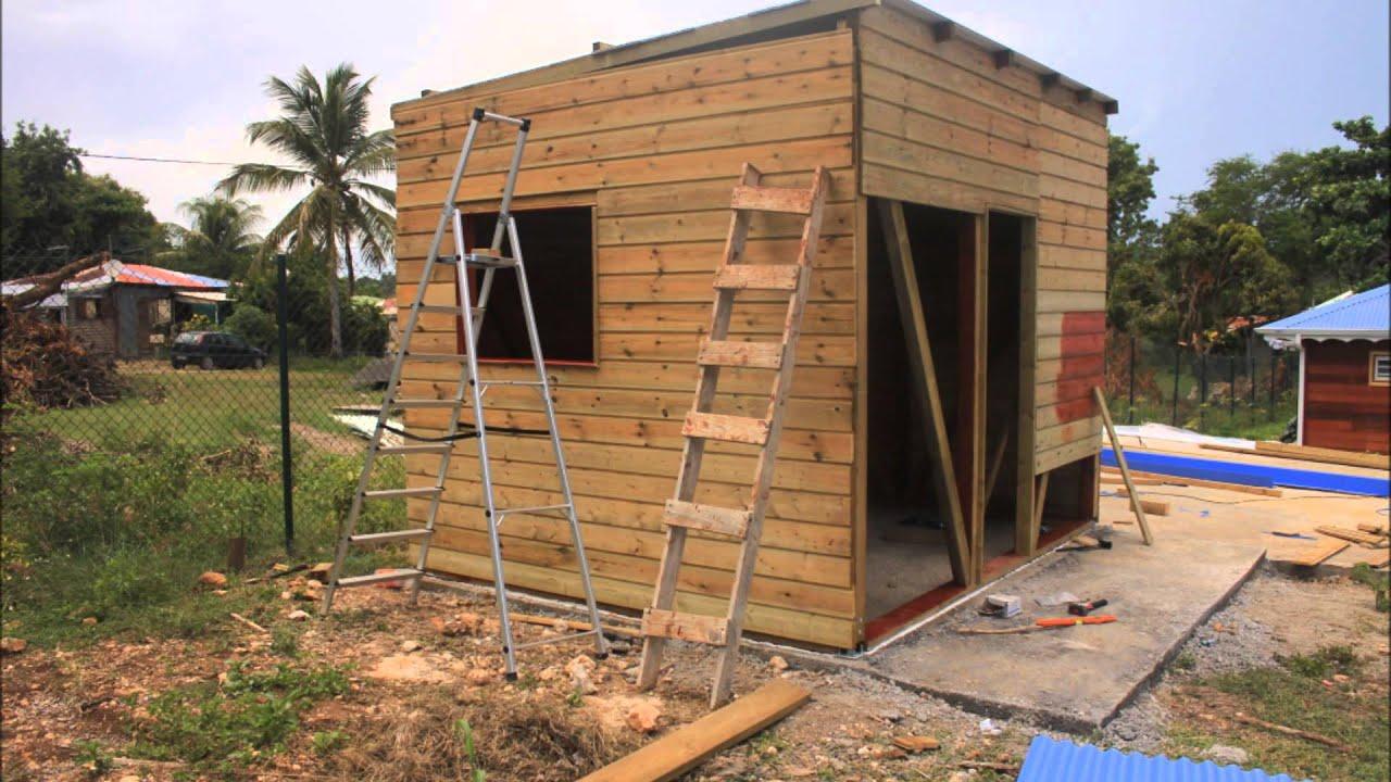 Construire Une Cabane De Jardin Abri De Jardin