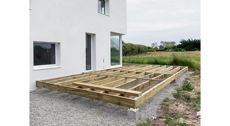 Construction d une terrasse les étapes à suivre