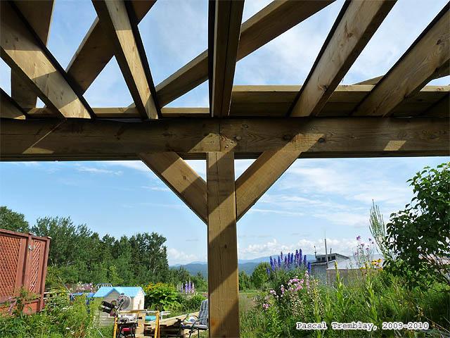 Construire une Terrasse et une Galerie Patio Plan de