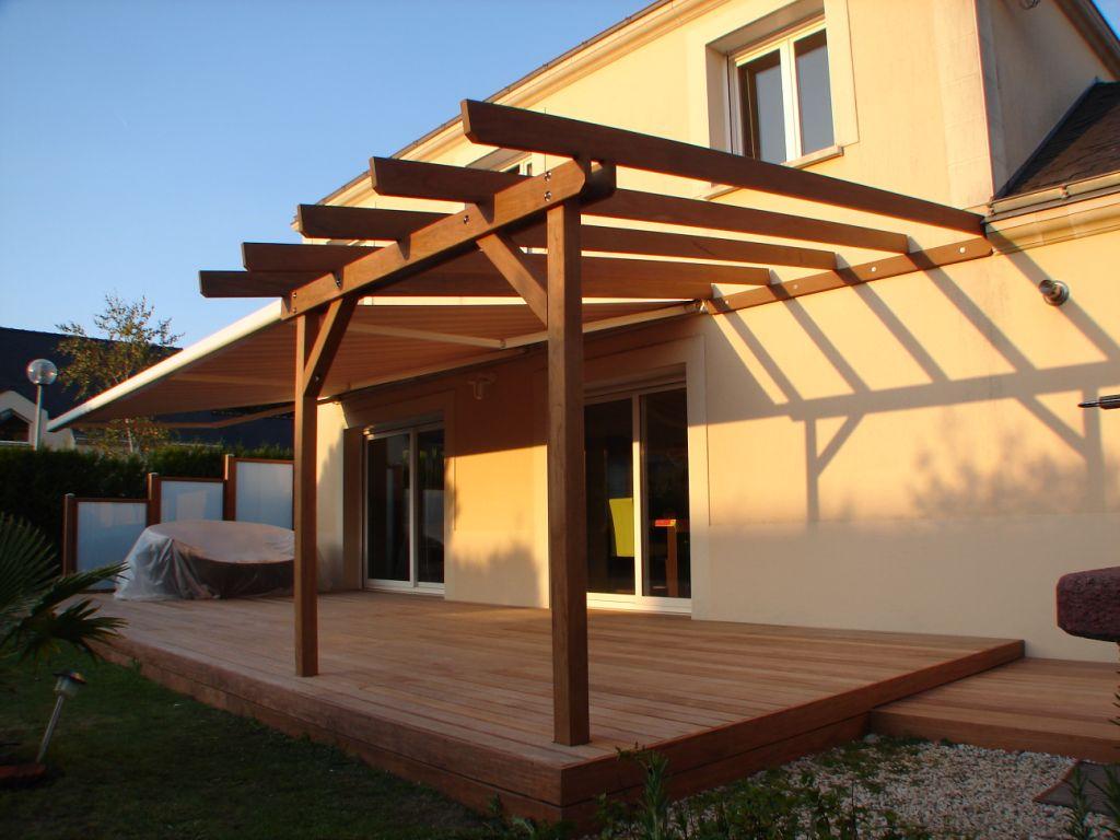 Garten Moy Construire Une Terrasse En Bois