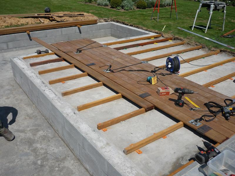 Terrasse bois construction Nos Conseils