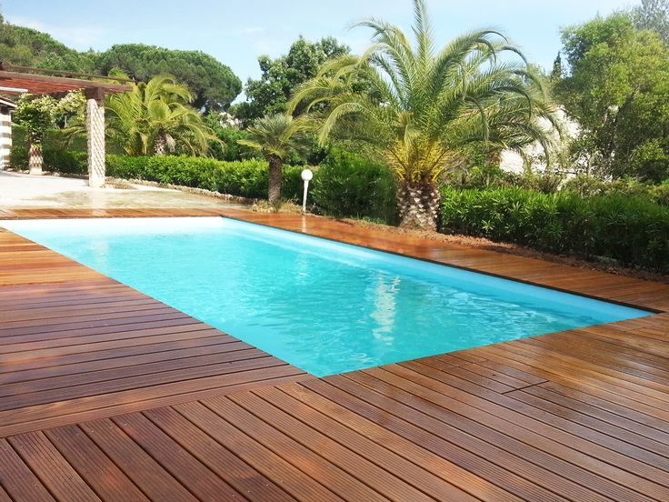 Contour Piscine Bois 50 Best Piscines Coques Excel Piscines Images On