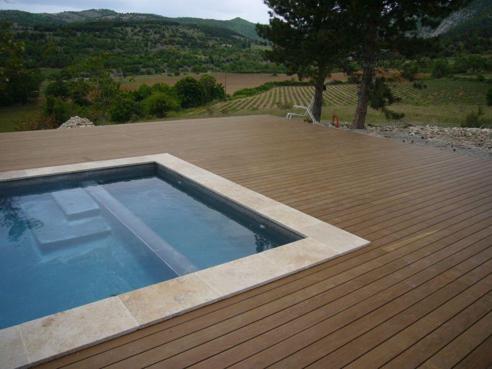 Spécialiste de la terrasse en bois et tour de piscine à