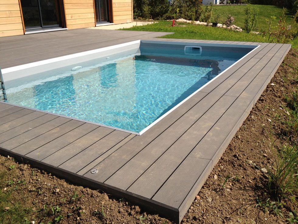 Terrasse piscine bois posite