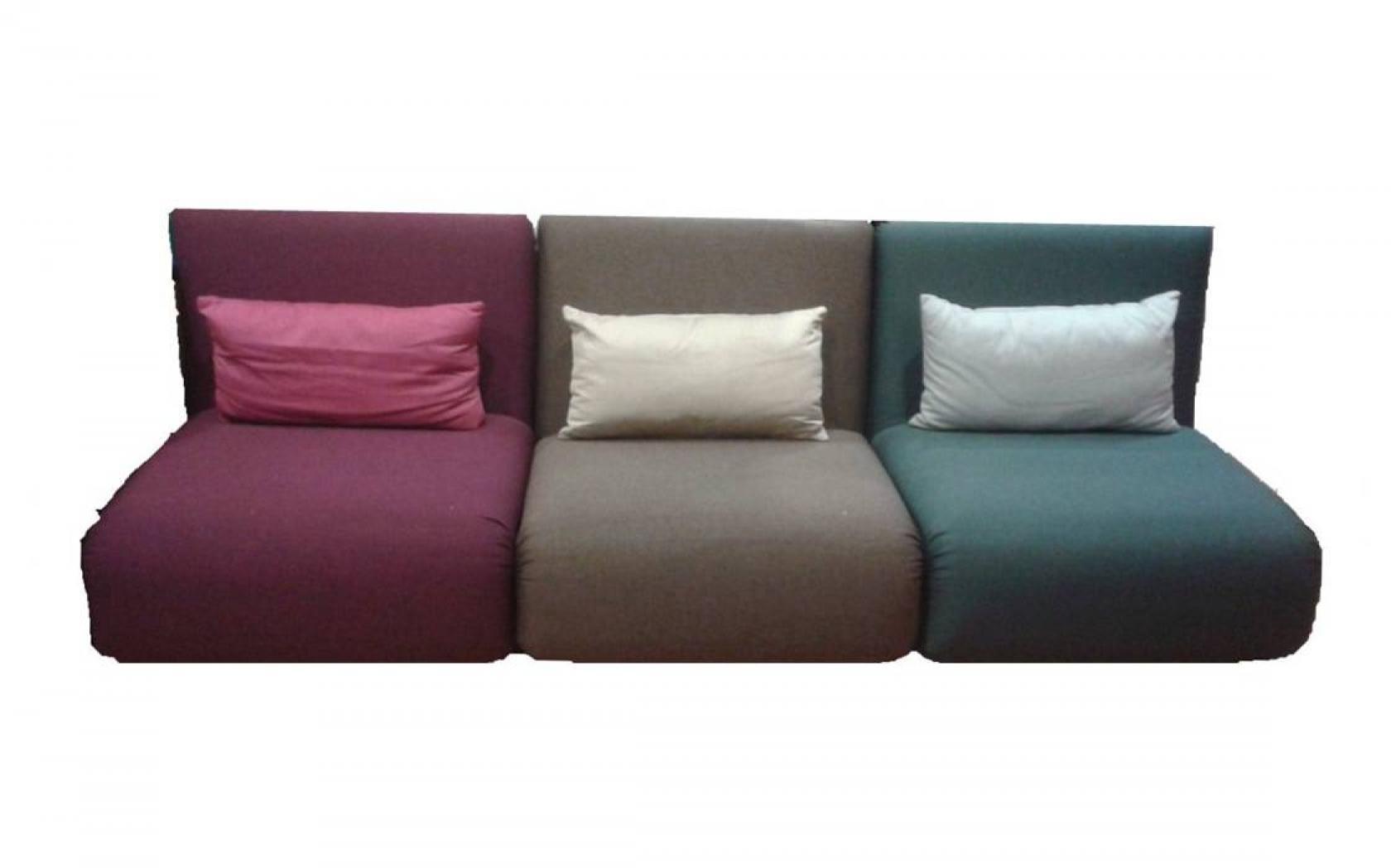 s canapé futon convertible 1 place