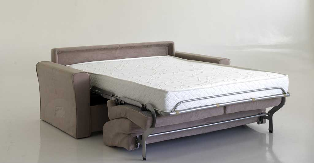 Canape clic clac pour couchage quoti n Maison mobilier