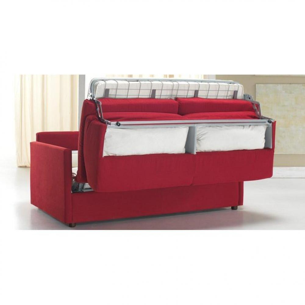 Canape convertible couchage quoti n 140