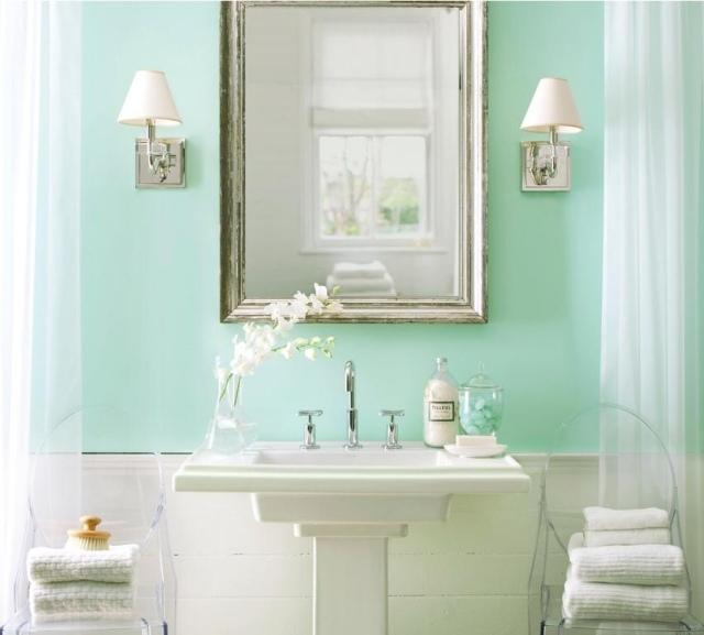 ment choisir la couleur salle de bain conseils et photos