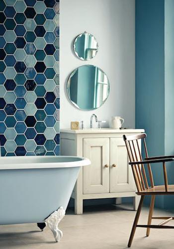 Quelle couleur choisir pour la salle de bain