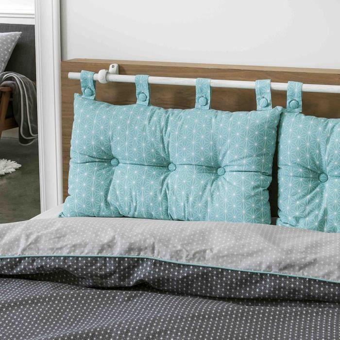 Coussin tête de lit Calypso Portofino Achat Vente tête