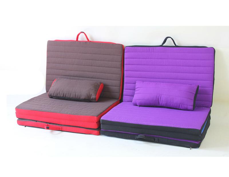 Coussin lit pliant pour chambre salon moderne