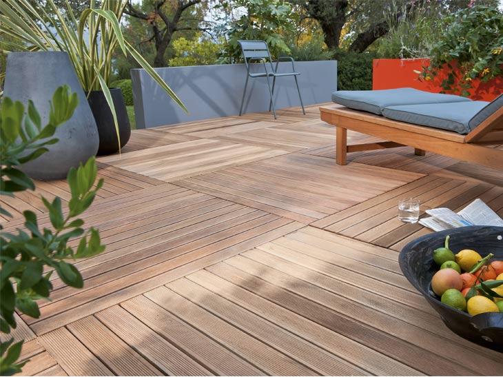 Prix de pose d une terrasse en bois monEquerre