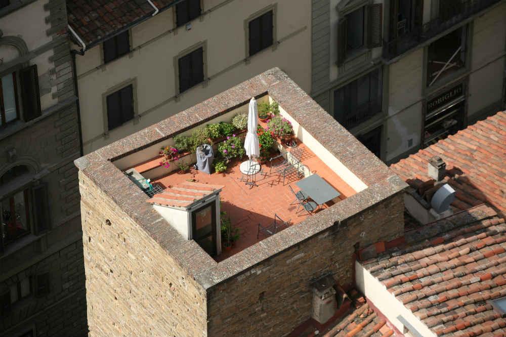 Cout Terrasse Bois Prix D'un toit Terrasse