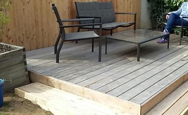 Projet de terrasse bois conseils et prix de pose
