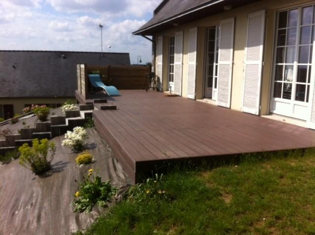 Terrasse bois posite construction bois carport qualit