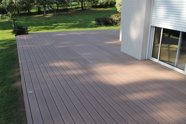 Terrasse bois posite devis