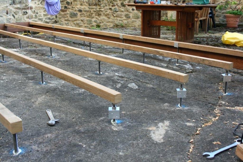 Terrasse Suspendue A Villeneuve Dascq Cout D Une Terrasse