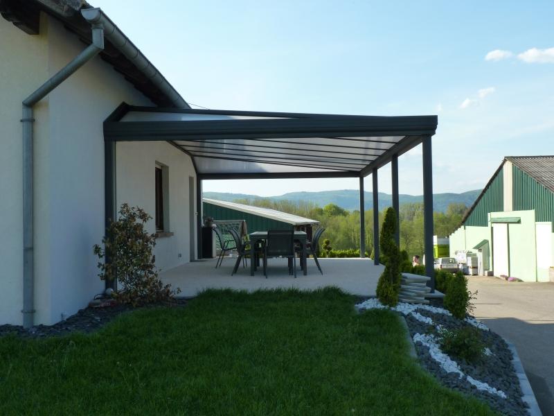 Auvents Couvertures de terrasse