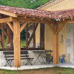 Couverture Terrasse Bois Couvrir Sa Terrasse à L Ancienne