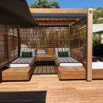 Couverture Terrasse Bois Pergola Bois Aix En Provence Le Choix De La Couverture De